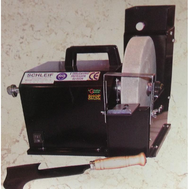 Scope Elettriche Ad Acqua.Affilatrice Elettrica A Mola Ad Acqua Mm 250 Con Albero Hp 1 5