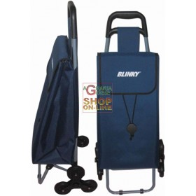 BLINKY AGILITY HANGING TROLLEY FOR STEPS WITH 3 WHEELS