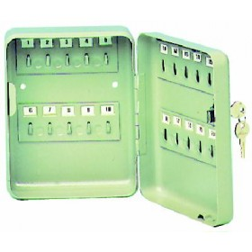BLINKY KEY HOLDER BOX BK-PC 20 PLACES 200X160X80H
