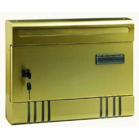 BLINKY MAILBOX ALEX-MAXI BRONZE 36,5X6X29 27280-07 / 2