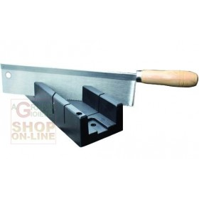 BLINKY PLASTIC BASE FRAMING BOX WITH SAW MM. 250