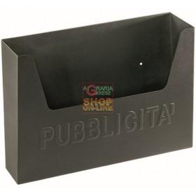 BLINKY BASKET FOR ADVERTISING CITY BLACK-MEDIUM CM. 36X8X23 27375-20 / 4