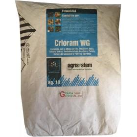 AGRISYSTEM CRIORAM WG COPPER OXYCHLORIDE BASED FUNGICIDE KG. 10