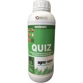 AGRISYSTEM QUIZ SELECTIVE HERBICIDE BASED ON QUIZALOFOP LT. 1