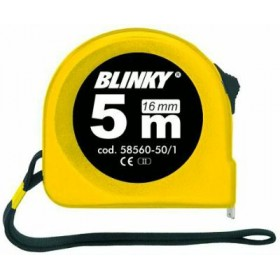 BLINKY ABS FLEXOMETER WITH TAPE BLOCK MM. 16 MT. 5