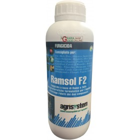 AGRISYSTEM RAMSOL F2 COPPER AND SULFUR BASED FUNGICIDE CUTHIOL LT. 1