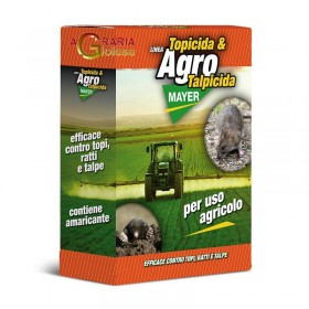 AGROMAYER PASTA MATTICIDE AND TOPICIDE FRESH BAIT FOR AGRICULTURAL USE GR. 750