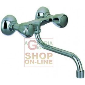 BLINKY MIXER GROUP FOR SINK WITH AERATOR A.BK-GL 3/4