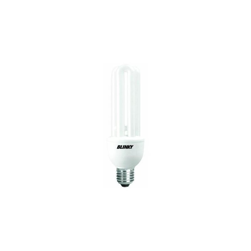 Blinky lampada fluorescenti 3 tubi bianca e27 watt. 25