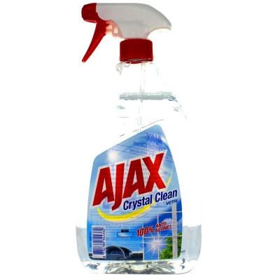 AIAX CRYSTAL CLEAN COMPLETE 750 ML.