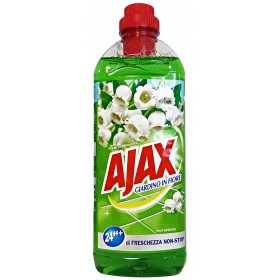 AIAX LIQUID DETERGENT FLOOR GARDEN 1 LT. SPRING