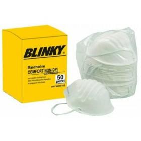 BLINKY NON-PPE COMFORT MASKS 50 PCS 54450-10 / 3
