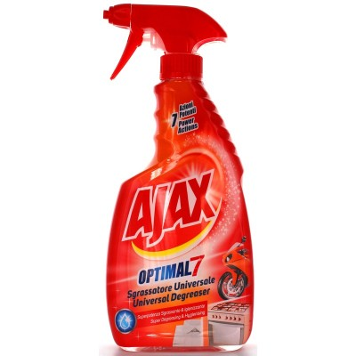 AIAX UNIVERSAL DEGREASER SPRAY 600 ML.