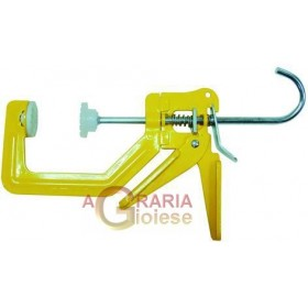 BLINKY HAND CLAMP HEAVY TYPE MM. 100