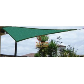 BLINKY TRIANGULAR SUNSHADE NET MT. 3X3X3 00808-10 / 1
