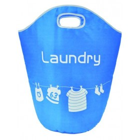 BLINKY BLUE LAUNDRY BAG PADDED LT. 60 C.CA
