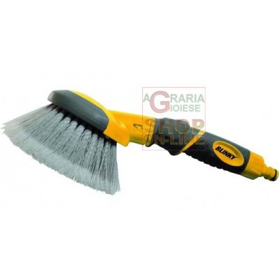 BLINKY CAR BRUSH WITH QUICK ATTACHMENT CM. 33 X 33 X 12