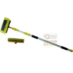 BLINKY SPAZZOLONE PER AUTO WASH-300 ATTACCP RAPIDO CM. 135-300