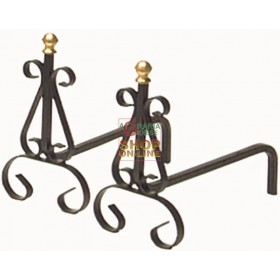 WROUGHT IRON WING ART.626 MEDIUM