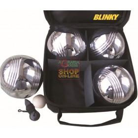 BOCCE CLASSIC BLINKY PZ.4 RIGATURE 3-4 DIA.MM. 90