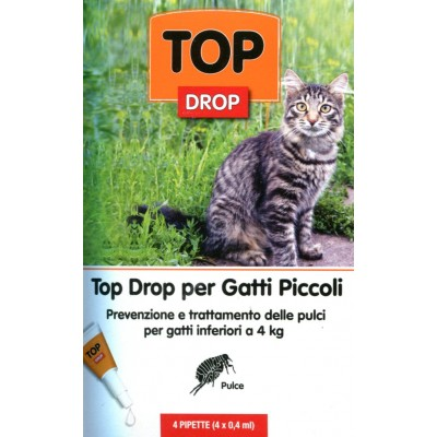 BOLFO TOP DROP FOR CAT 4 PIPPETTE INF. KG. 4