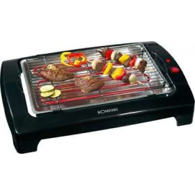 BOMANN ELECTRIC TABLE BARBECUE BSQ1240 WATT. 2000