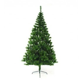 CHRISTMAS TREE ROCCARASO 1136TIPS METAL BASE CM. 240