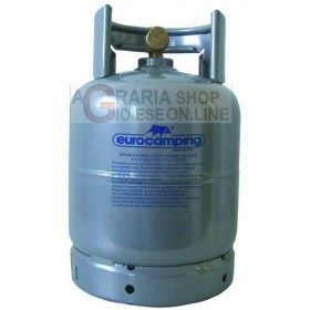 3 KG LIQUID GAS CYLINDER EUROCAMPING
