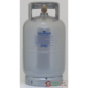 BOMBOLA PER GAS LIQUIDO DA KG.5 EUROCAMPING