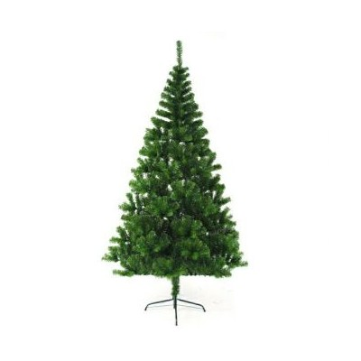 CHRISTMAS TREE ROCCARASO 896TIPS METAL BASE CM. 210