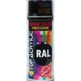 BOTTLE ACRYLIC SPRAY RAL 8004 BROWN COPPER ML. 400