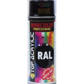 BOTTLE ACRYLIC SPRAY RAL 8017 RAL BROWN ML. 400