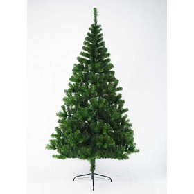 CHRISTMAS TREE ROCCARASO NEW 281TIPS METAL BASE CM. 120