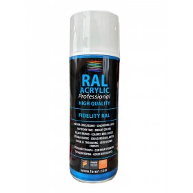 BOMBOLETTA SPRAY COLOR TOP ACRYLIC AVORIO CHIARO RAL 1015 ML.
