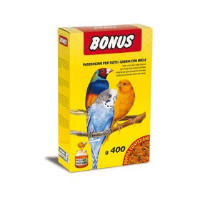 BONUS FEED PASTONCINO FOR EVERY DAY FOR BIRDS KG. 5