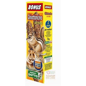 BONUS STICK GHIOTTONCINO FOR RODENTS WITH HONEY PCS. 2