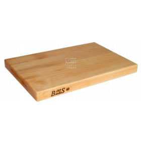 BOOS BLOCKS MAPLE WOOD CUTTING BOARD TA61 CM. 61 X 46 X 4