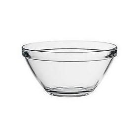 BORMIOLI TEMPERED GLASS CUP POMPEII CL 24 DIAM. 10.5