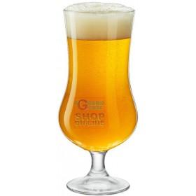 BORMIOLI SET 4 GLASS GLASSES ALE BEER GLASS CL. 50