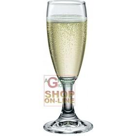 BORMIOLI SET 6 GLASSES CALYPSO FLUTTINO CL. 11.3