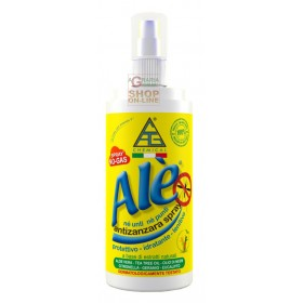 ALE MOSQUITO PROTECTIVE LOTION SPRAY NO GAS ML. 100