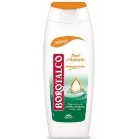 BOROTALCO ENERGIZING ORANGE FLOWER SHOWER BATH 500 ML