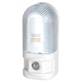 Boston luce notturna a 5 led Watt 1 lumen 14 2900K Airam con