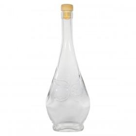 LIABEL VT GLASS BOTTLE WITH CAP CC. 500