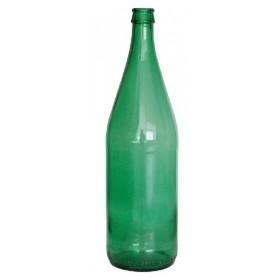 GLASS BOTTLES FOR MINERAL WATER WINE LT. 1 CONF. 20 BOTTLES
