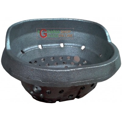 CAST IRON BRAZIER FOR KING IDRO 20 PELLET STOVE
