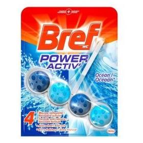 BREF WC POWER ACTIV OCEAN BREEZE TABLET WC 4 FUNCTIONS GR. 51