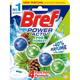 BREF WC POWER ACTIV PINO FOREST WC TABLET 4 FUNCTIONS GR. 51
