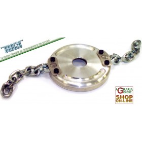 BROGIO FLEXIBLE CUTTING GROUP DISC WITH CHAIN