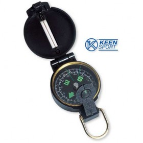 ECONOMY SCOUT COMPASS WITH PLASTIC CASE KSP 0806